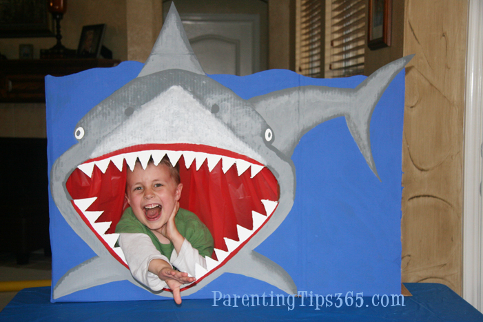 Shark Birthday Party: Unique Decorations, Games, Invitations, Thank You, Party Favor Ideas