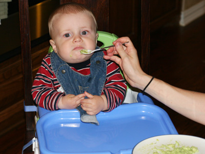 3 Alternative Tips For Starting Baby on Solid Foods