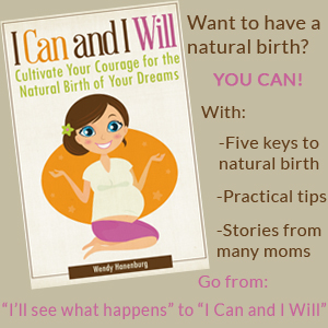 How to have a Natural Birth